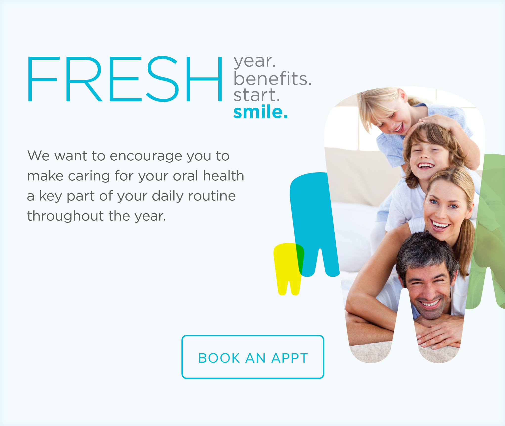 Smyrna Modern Dentistry - Make the Most of Your Benefits